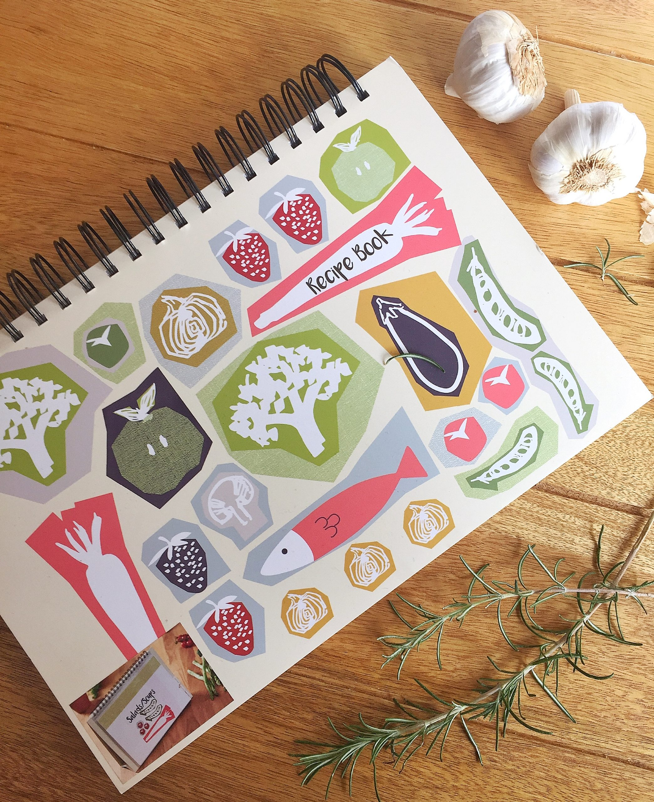 Palming off Technology – Wilko Recipe Book (Organiser)