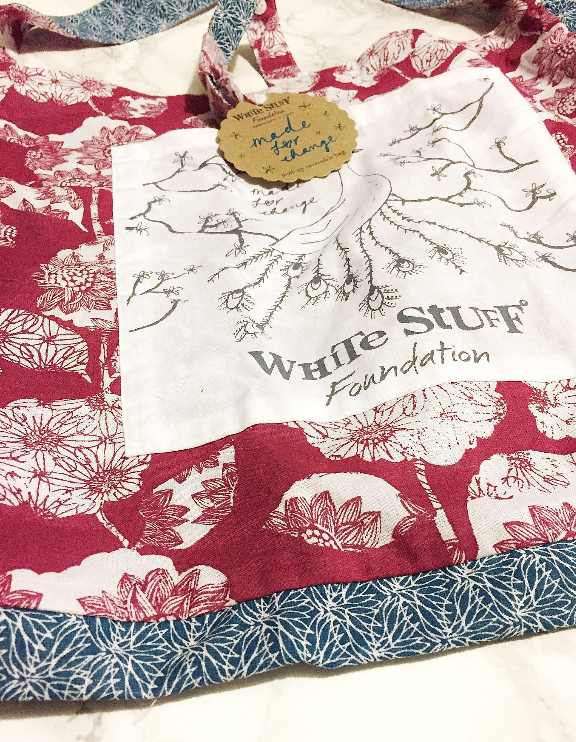 White Stuff Bargain – Made For Change Bag