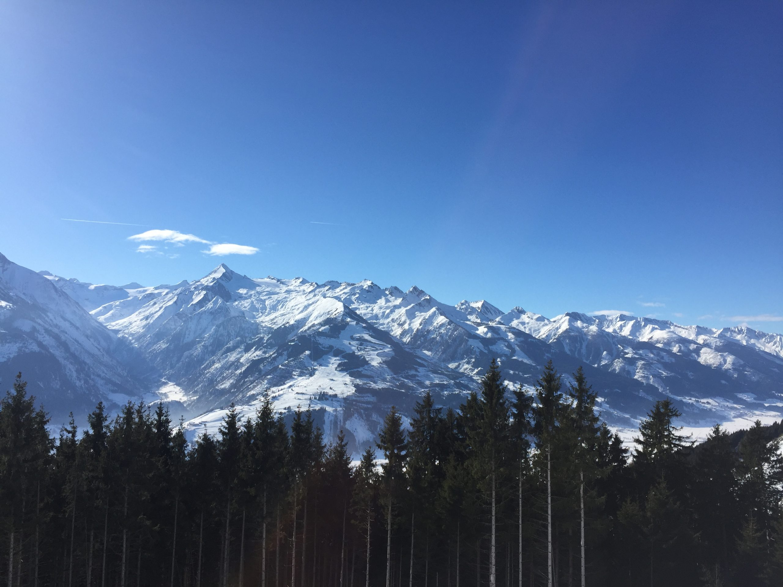 Skiing in Austria Highlights