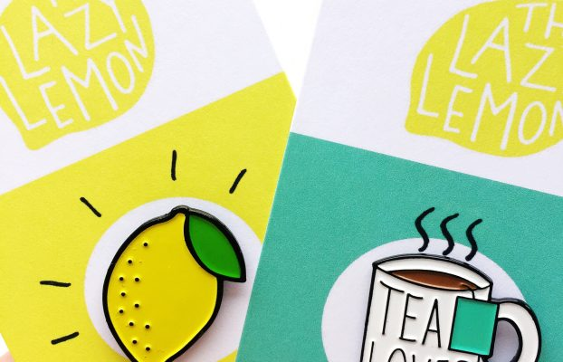 The Lazy Lemon (As Part of the #ShopSmall Blog Series)
