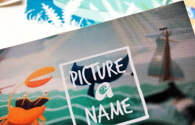 Picture A Name (As Part of the #ShopSmall Blog Series)