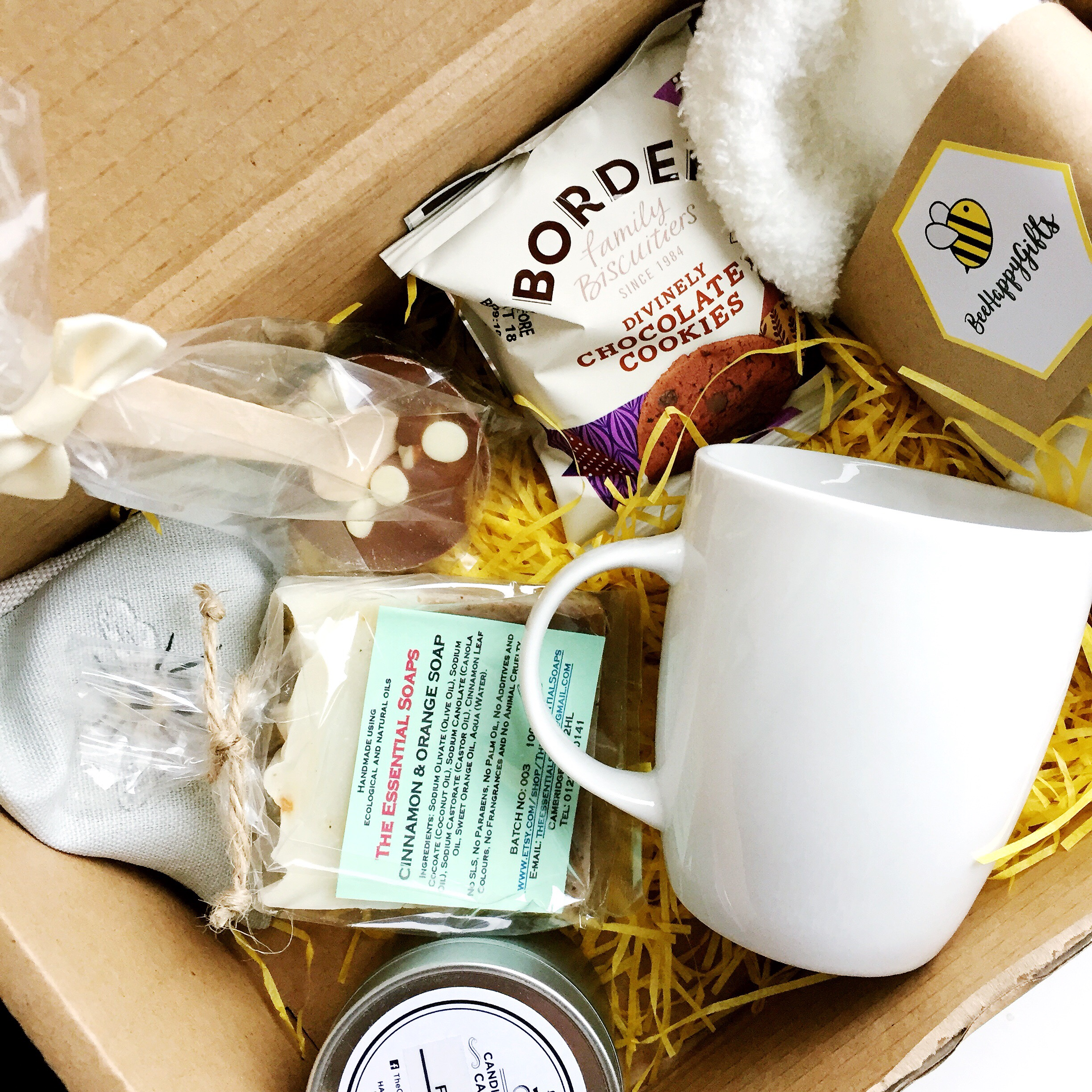 Bee Happy Gifts (As Part of the #ShopSmall Blog Series)