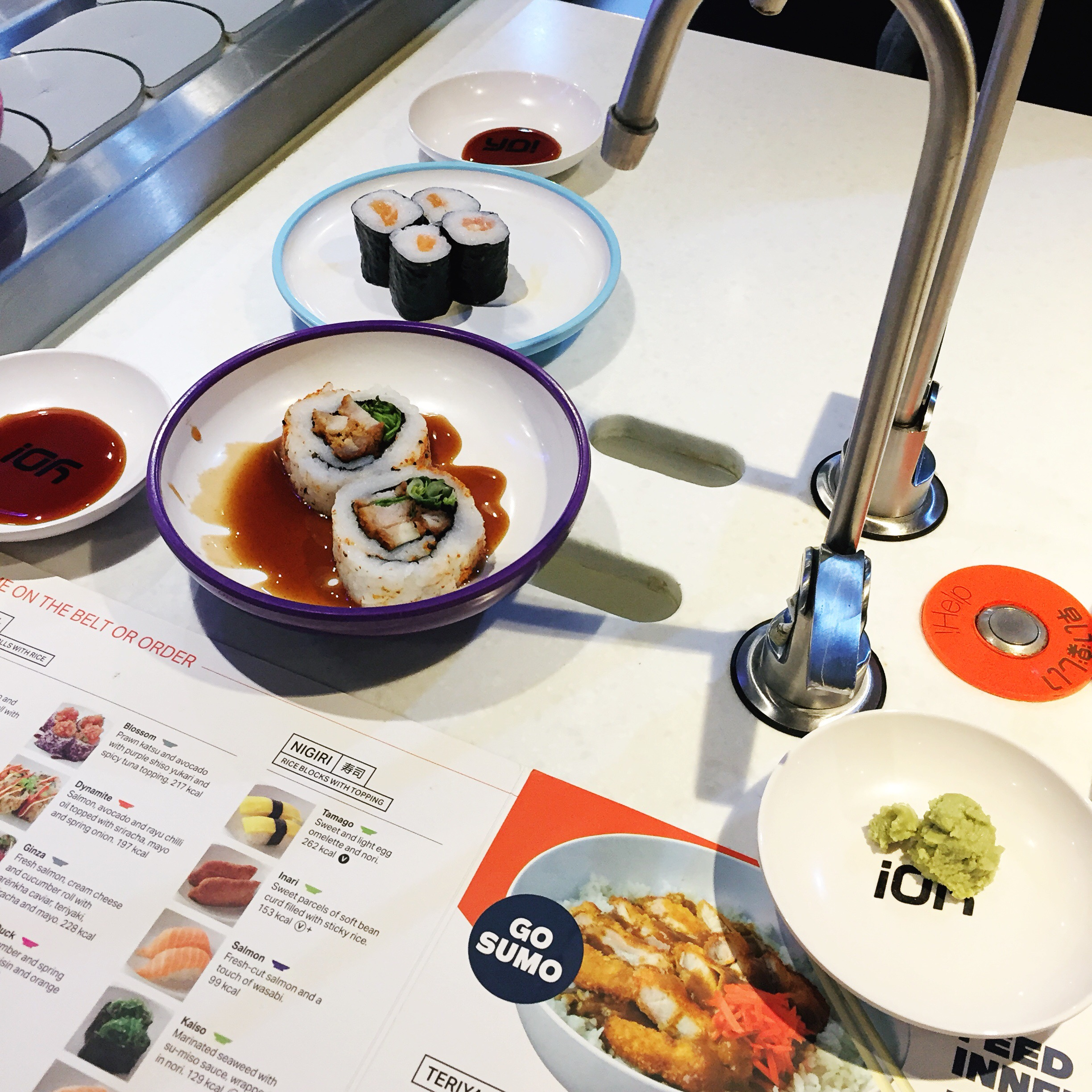 Sushi and Street Food on a Budget – Student Special