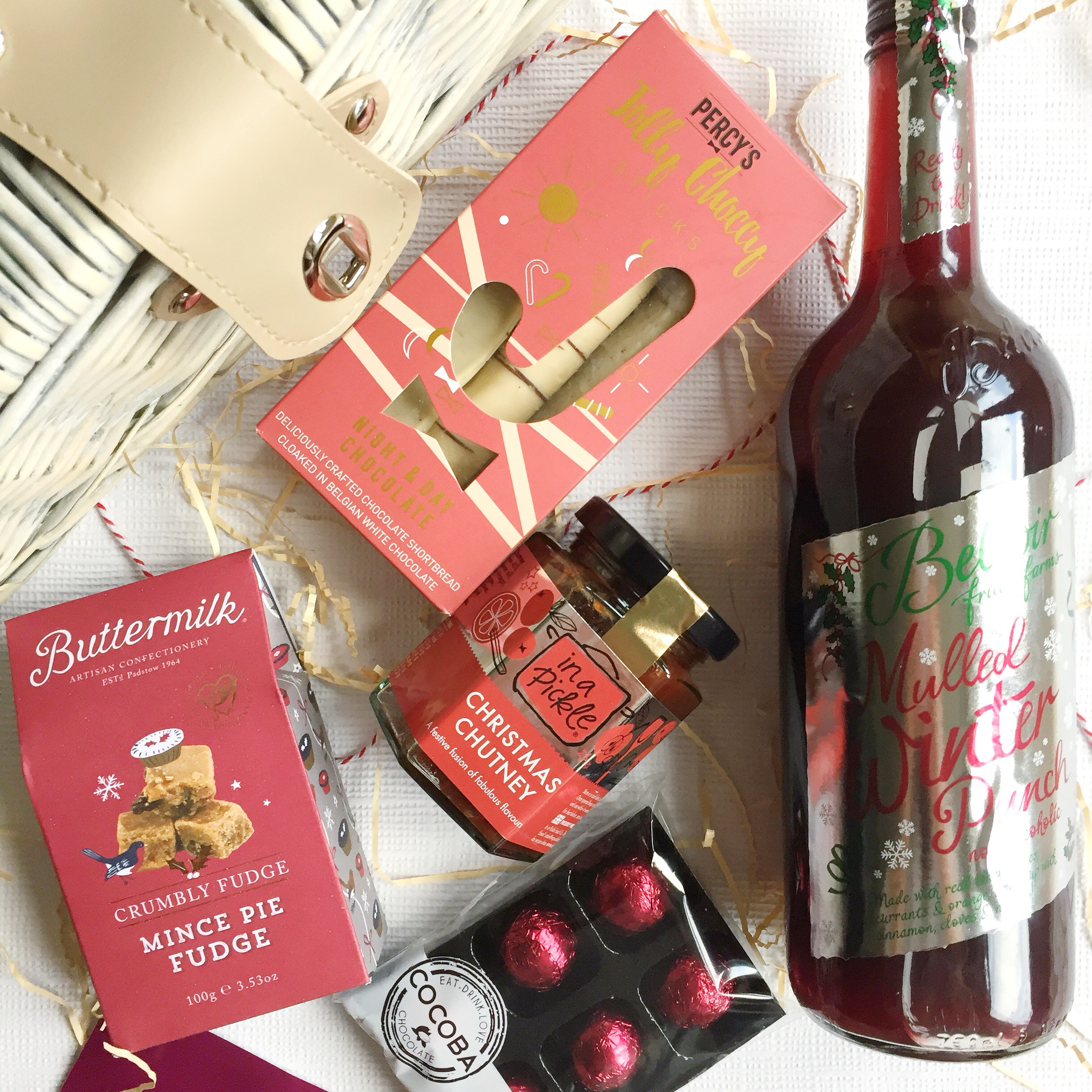Christmas Joy with Handpicked Hampers