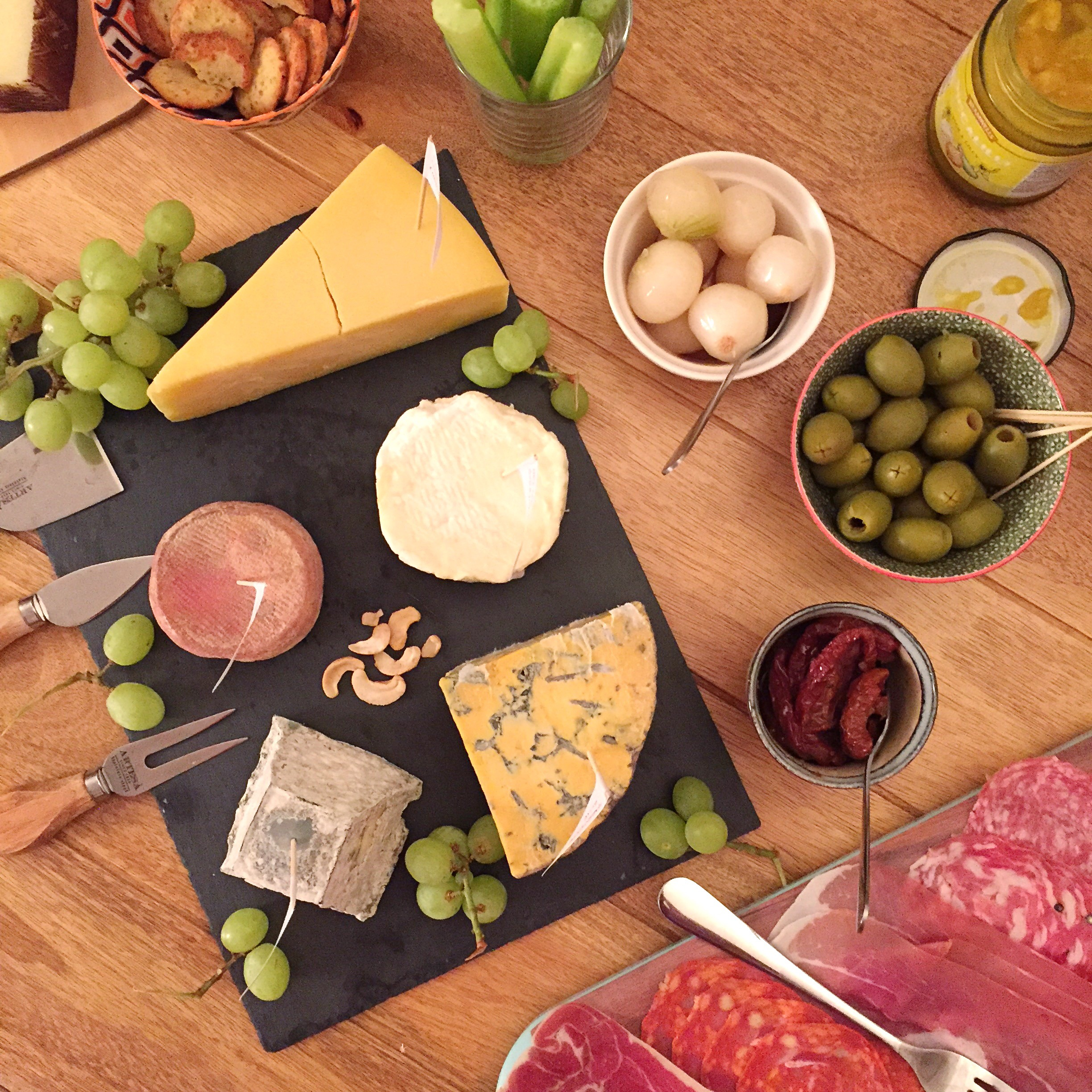 The Perfect Cheese and Wine Party with Pong Cheese
