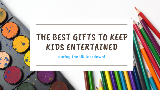 The Best Gifts to Keep Kids Entertained