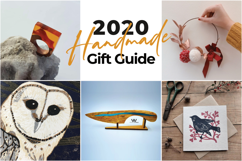 Think Big, Shop Small – 2020 Handmade Gift Guide