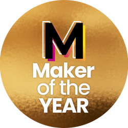 MM award - 9 Maker of the year